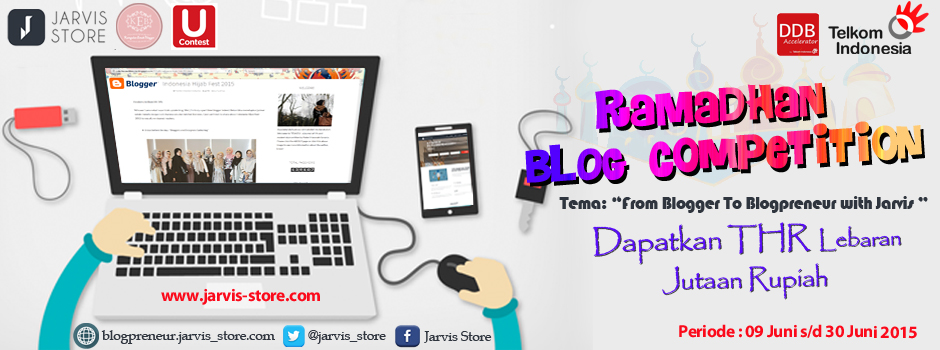 Lomba Blog Jarvis