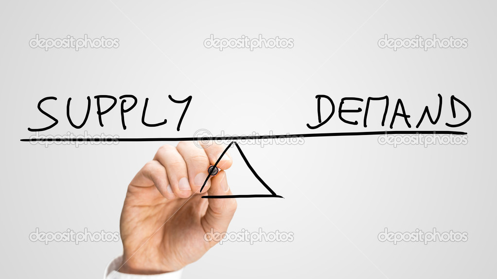 demand vs supply