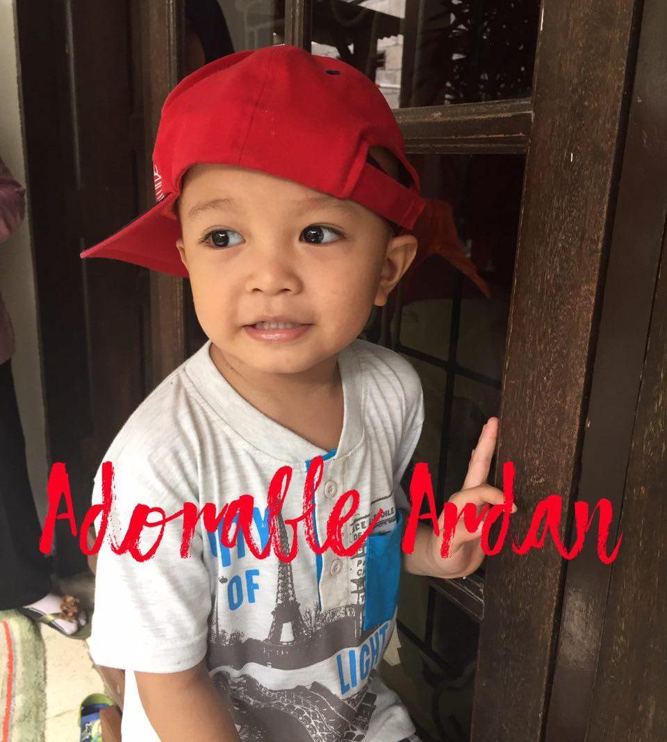 Adorable Ardan