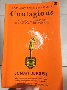 buku contagious jonah berger