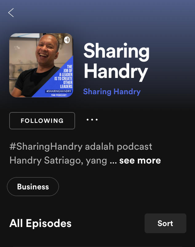 channel sharing handry