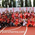 Telkom Group Basketball Team, Kompak Dan Prestatif!