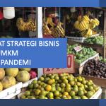 Membuat Strategi Bisnis Untuk UMKM Di Masa Pandemi